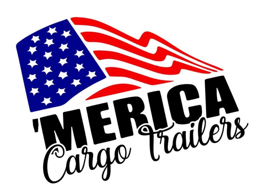 Merica Cargo Trailers Logo